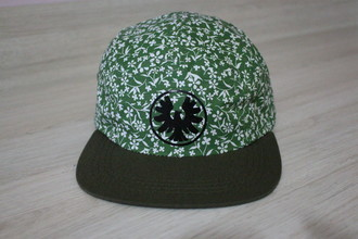 Boné Five Panel Flor Urbana 02 Falcon Zero Skateboard