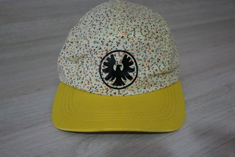 Boné Five Panel Flor Urbana 03 Falcon Zero Skateboard