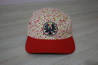 Boné Five Panel Flor Urbana 04 Falcon Zero Skateboard