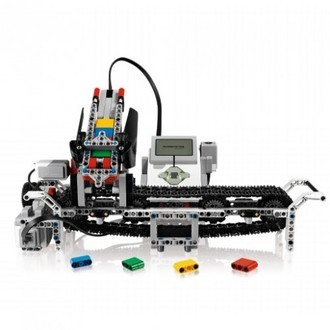 Kit Lego EV3 Mindstorms Education Robótica Ev3 Conjunto Principal