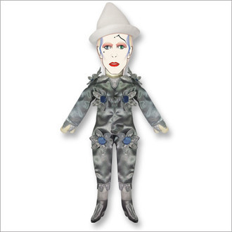 Boneco Bowie - Ashes to Ashes