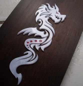Inlay Dragon #04