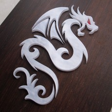 Inlay Dragon #03
