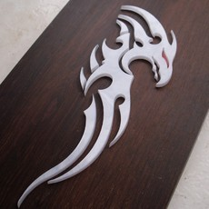 Inlay Dragon #02