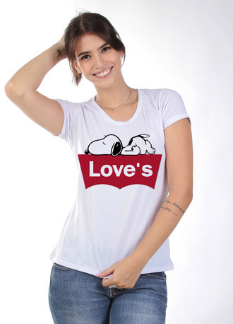 LOVE'S SNOOPY