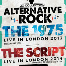 DVD 2X ALTERNATIVE ROCK VOL.2 - THE 1975 & THE SCRIPT (STRINGS)