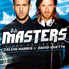 DVD DJs MASTERS VIDEO COLLEC - CALVIN HARRIS & DAVID GUETTA (STRINGS)