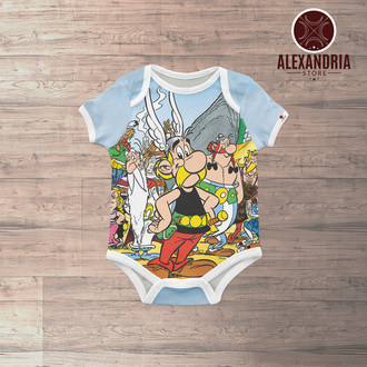 Body Asterix e Obelix