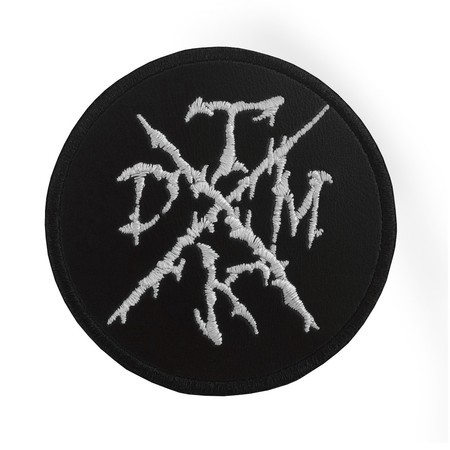 TOKYO DEATH METAL  Official Embroidered Patch