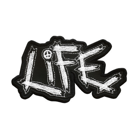 Life  Official Embroidered Patch