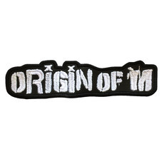 ORIGIN OF M  Official Embroidered Patch