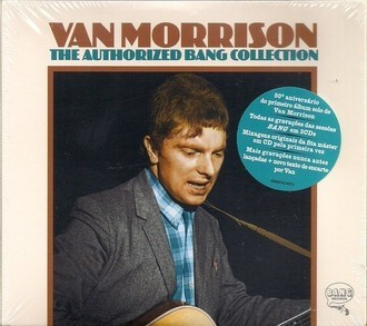 CD VAN MORRISON - THE AUTHORIZED BANG COLLECTION (NOVO) PROMOÇÃO
