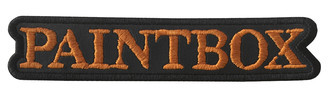 PAINTBOX  Official Embroidered Patch (Brown)