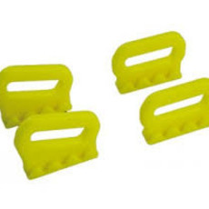 North Kiteboarding Entity Strap Buckle (4 pcs)