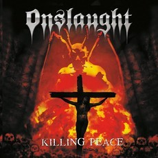 CD ONSLAUGHT - KILLING PEACE (NOVO/LACRADO)
