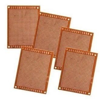Placa PCB 5x7cm