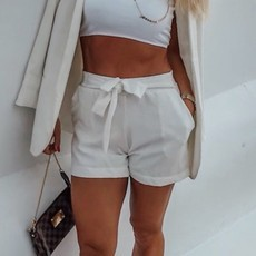 Shorts Nina Off White