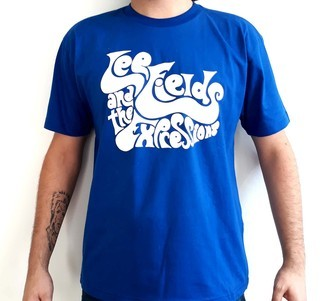 ​Camiseta LEE FIELDS & THE EXPRESSIONS (COR AZUL)