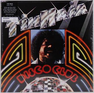 LP Tim Maia Disco Club Mr Bongo RE