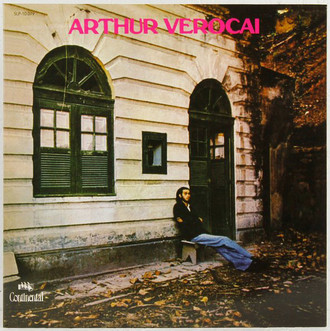 LP Arthur Verocai 1972 MR Bongo RE