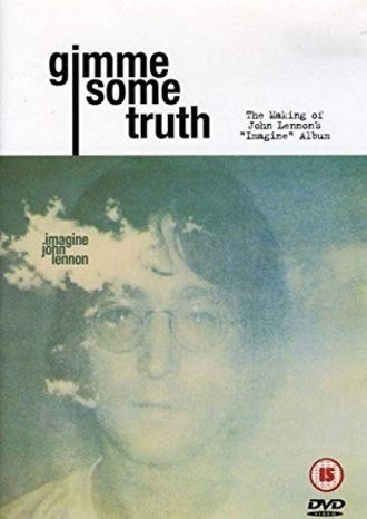 DVD JOHN LENNON - GIMME SOME TRUTH (NOVO/LACRADO)
