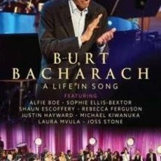 DVD BURT BACHARACH - A LIFE IN SONG (NOVO/LACRADO)