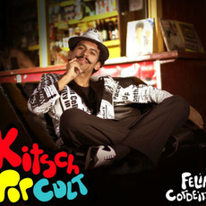 CD FELIPE CORDEIRO - KITSCH POP CULT (NOVO/LACRADO)
