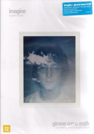 DVD JOHN LENNON - IMAGINE & GIMME SOME TRUTH (NOVO/LACRADO)