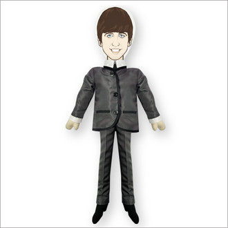 Boneco Beatles Ringo - Os Reis do iê iê iê