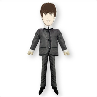 Boneco Beatles John - Os Reis do iê iê iê
