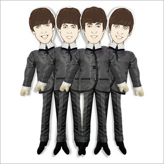 Boneco Beatles - Os Reis do iê iê iê