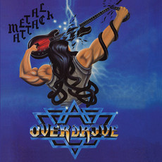 CD OVERDRIVE - METAL ATTACK (NOVO)