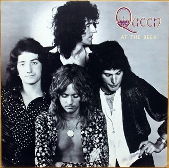 LP Queen - At The Beeb ( Importado / Raro )