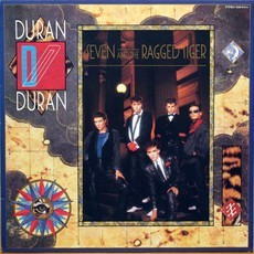 LP Duran Duran - Seven And The Ragged Tiger ( Importado )
