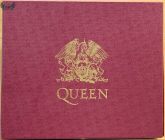 LP Queen - Box Of Tricks ( Raro / Uk / 1992 )