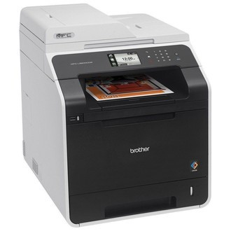 Brother Multifuncional Laser  MFC-L8850CDW (Colorida)