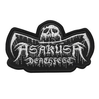 ASAKUSA DEATH FEST Official Embroidered Patch