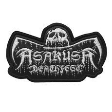 ASAKUSA DEATH FEST Official Embroidered Back Patch