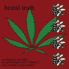 "BRUTAL TRUTH ""Evolution in one Take"" 12"" LP"