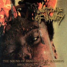 "LAST DAYS OF HUMANITY ""The sound of rancid ... CD"