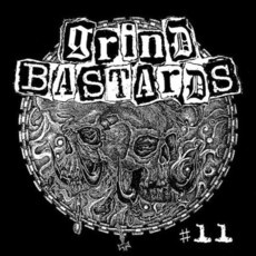 GRIND BASTARDS 2017 / #11 CD