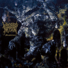 WHORESNATION / Mephitism (CD)