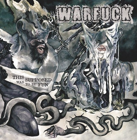 WARFUCK / This was supposed to be fun (CD)
