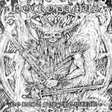 NECRODAMUS / No Rest for the Wizard (CD)