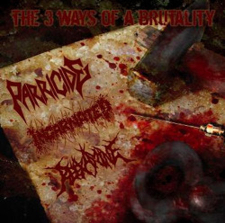 3 WAYS OF A BRUTALITY (CD)