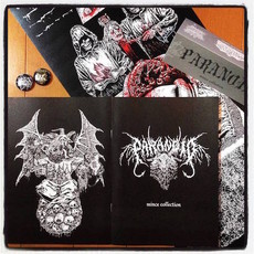 PARANOID - Mince collection Zine Pack