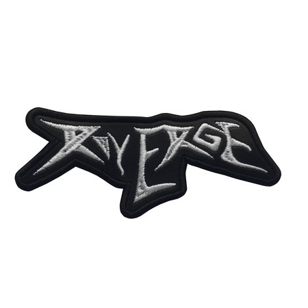 RIVERGE Logo Official Embroidered Patch