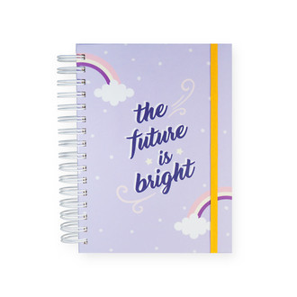 "Full Planner ""the future is bright"""