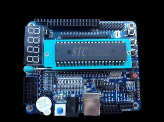 Placa de Desenvolvimento e Gravador para AT89C52