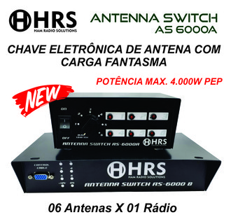 ANTENNA SWITCH AS-6000